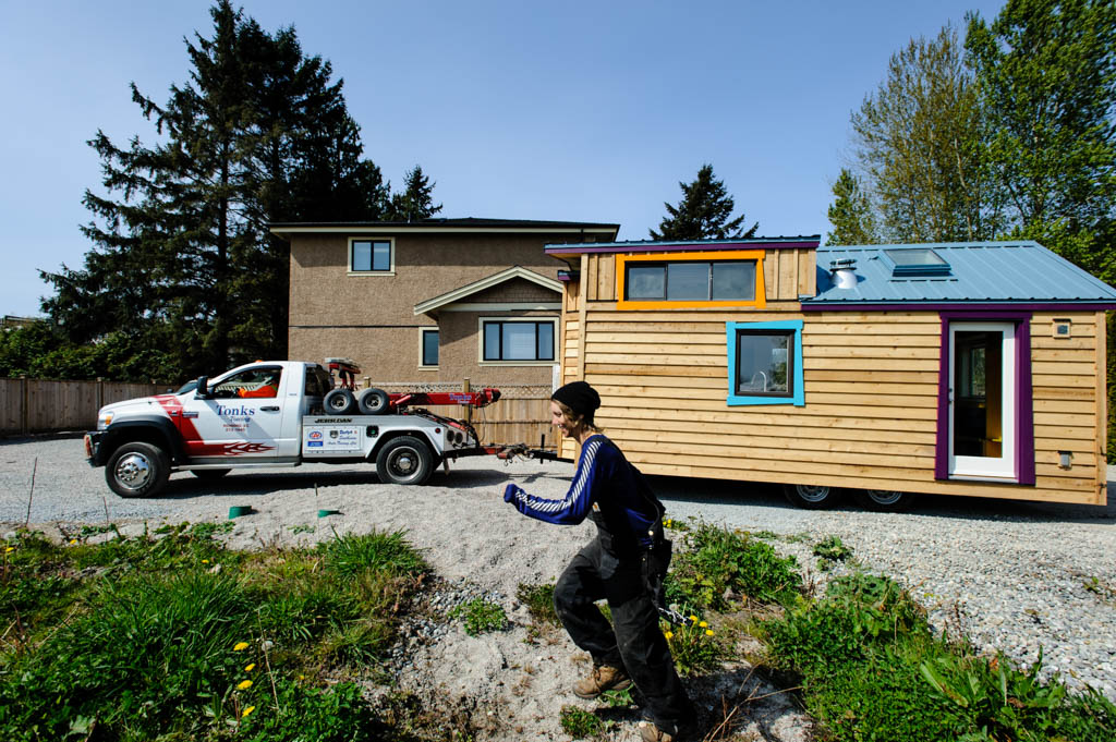 tiny house sweet digz farm steveston richmond